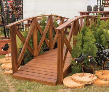 wooden bridges | Kiwi Wood