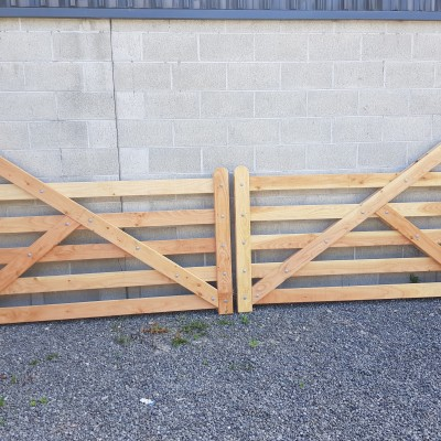 High End Standard Gates 2m long $495